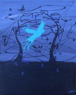 """Resurrection of Hope"", 16x20, SOLD"